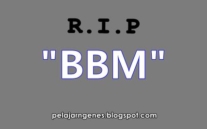 RIP BBM