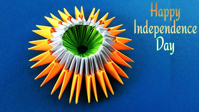 71th Independence Day 2017 Wishes Greetings Card Making Ideas And Designs Photos Gallery