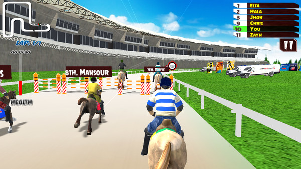 Horse Racing Rally (2020) PC Full