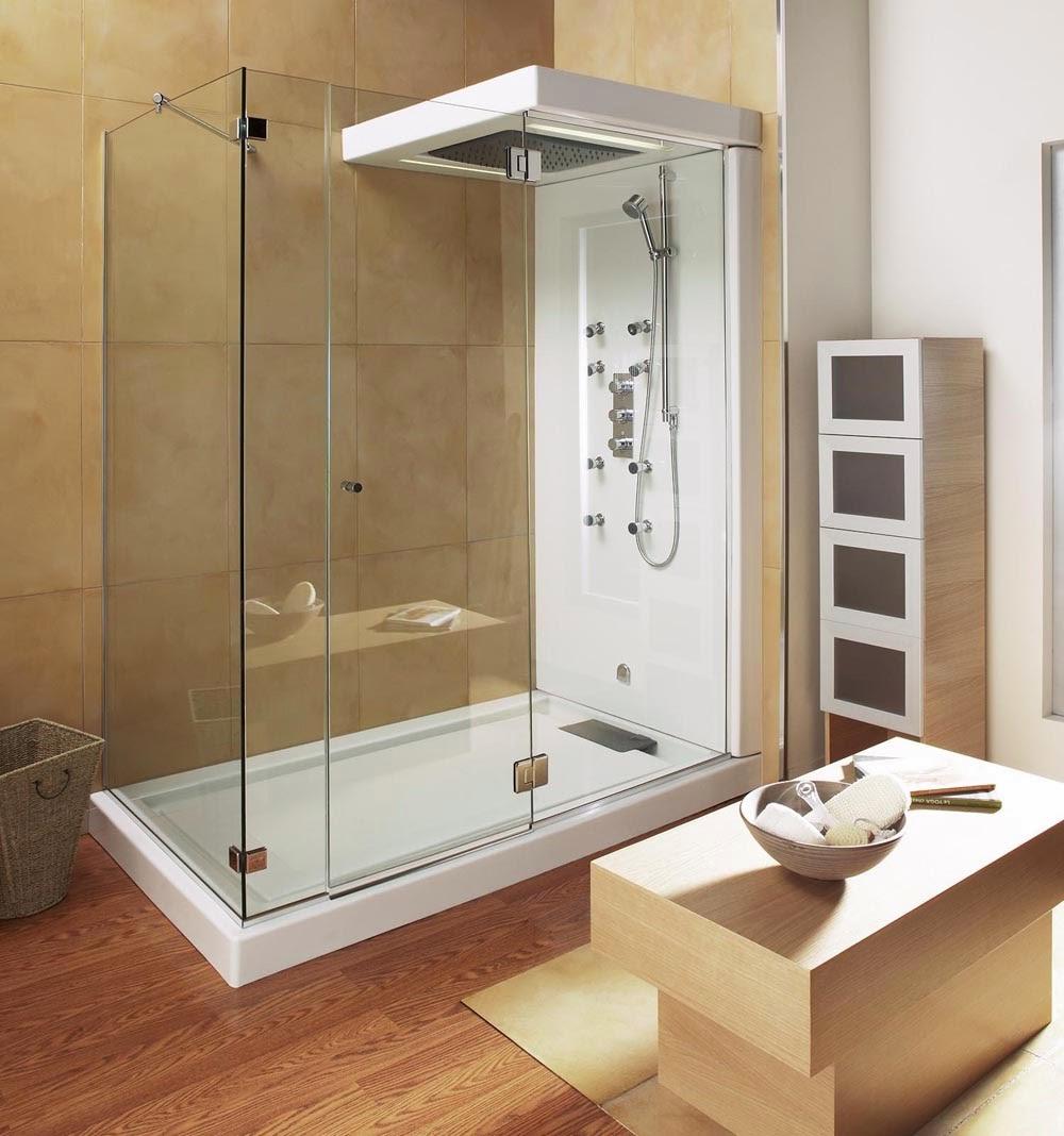 Kamar mandi kaca - Desain Minimalis Terbaru: Kamar mandi kaca