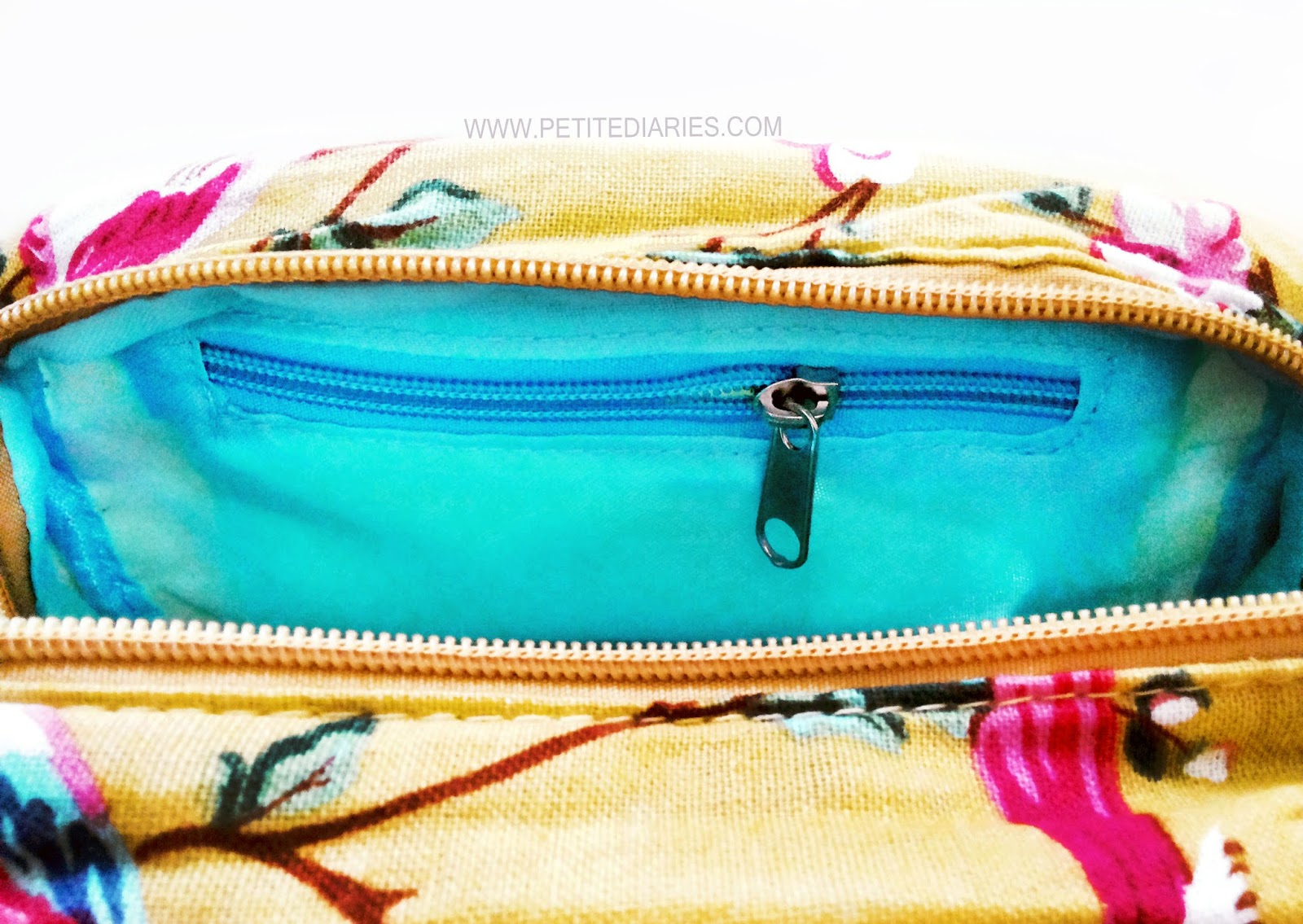 cosmetic pouch review