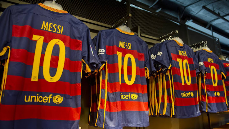 huge selection of a04bf 34256 Revolutionary FC Barcelona 15-16 Kits Released - Footy Headlines