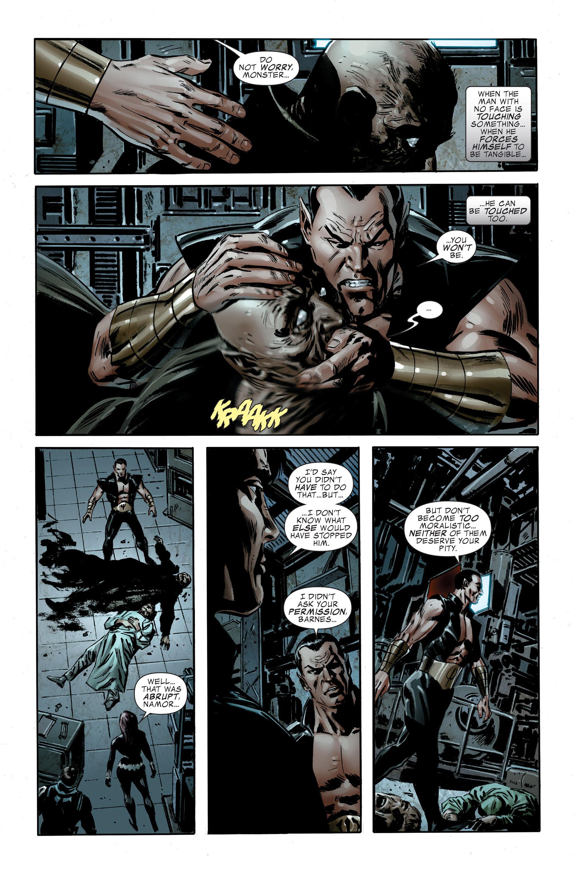 Read online Captain America (2005) comic -  Issue #48 - 19