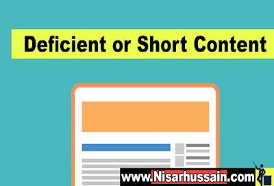 short content rank