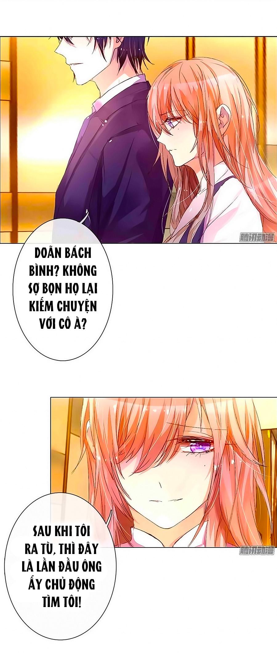 Hào Môn Tiểu Lãn Thê - Chap 16