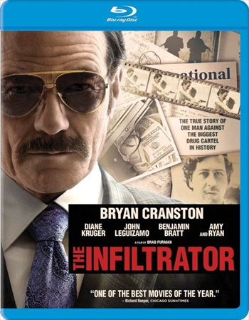 The Infiltrator 2016 Full English Movie 1.1GB BRRip 720p