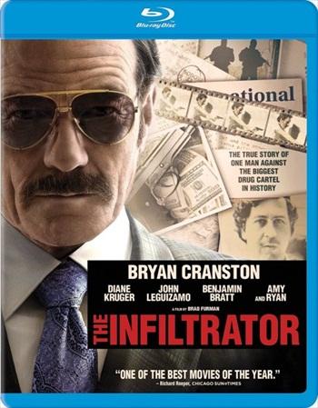 The Infiltrator 2016 Full English Movie 1.1GB BRRip 720p