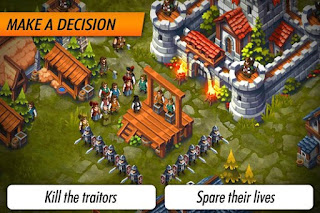 Lords & Castles - Medieval War Strategy MMO Games v1.54 Apk Mod 1