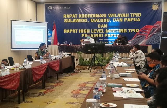 Naek Tigor Sinaga Ungkap BI Papua Dorong Peningkatan dan Pengembangan Potensi Pangan
