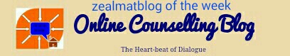 Blog of The Week: Online Counselling Blog