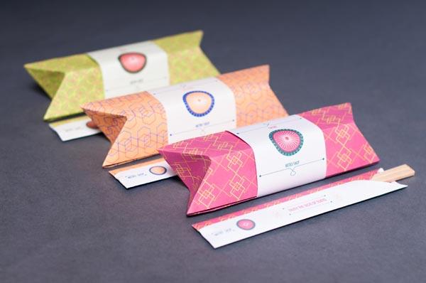 25 Gorgeous Sushi Packaging Designs Jayce O Yesta