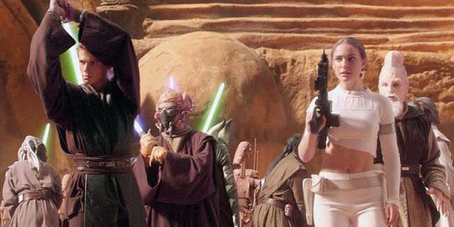 Ranking Star Wars. Episodio II. El ataque de los Clones