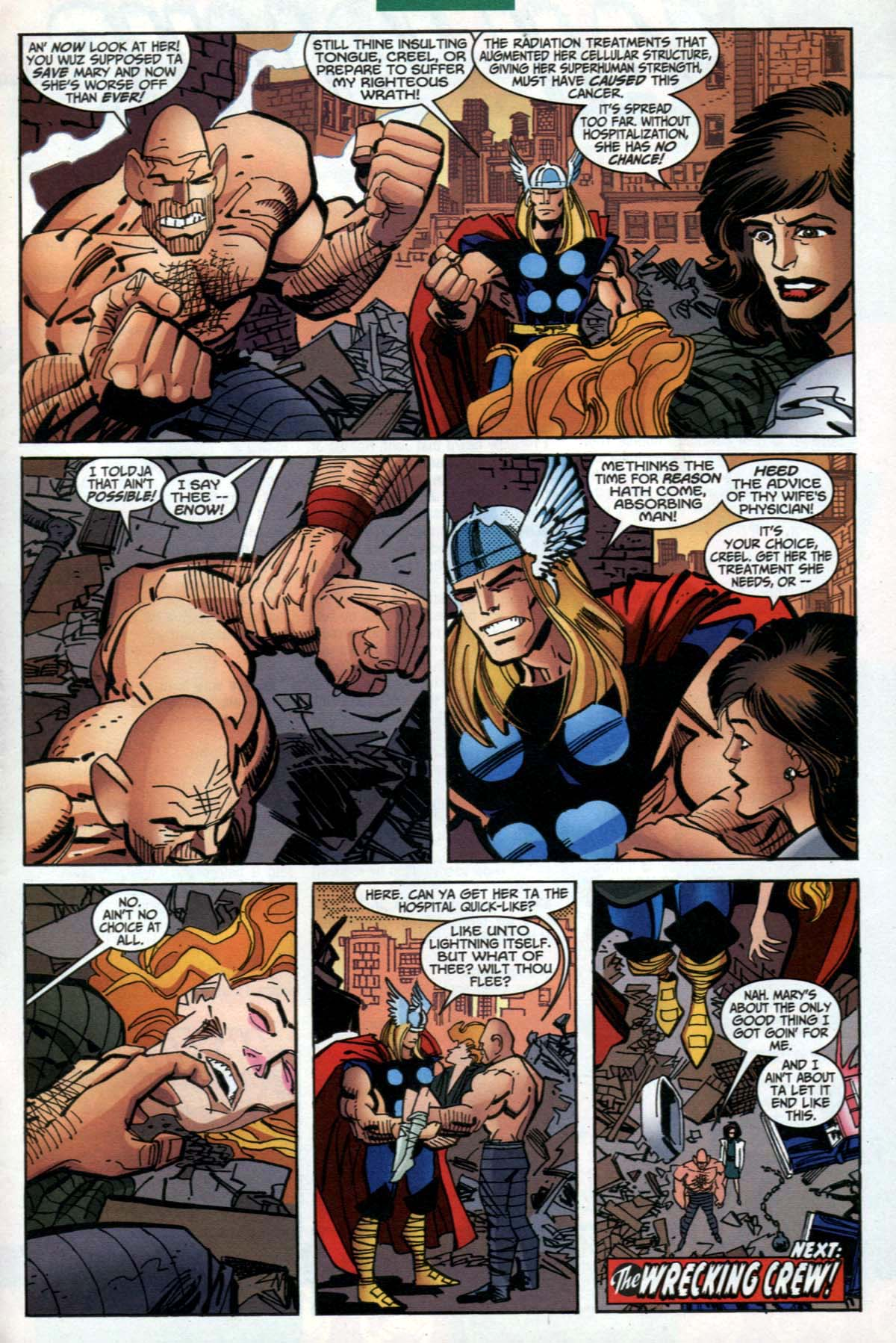 Thor (1998) Issue #27 #28 - English 23