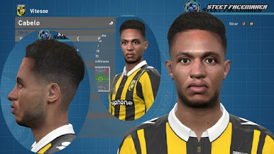 PES 2016 Lewis Baker Face by Steet Facemaker