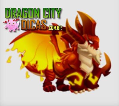 Dragão Luva