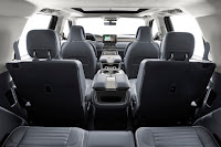 Lincoln Navigator (2018) Interior 3
