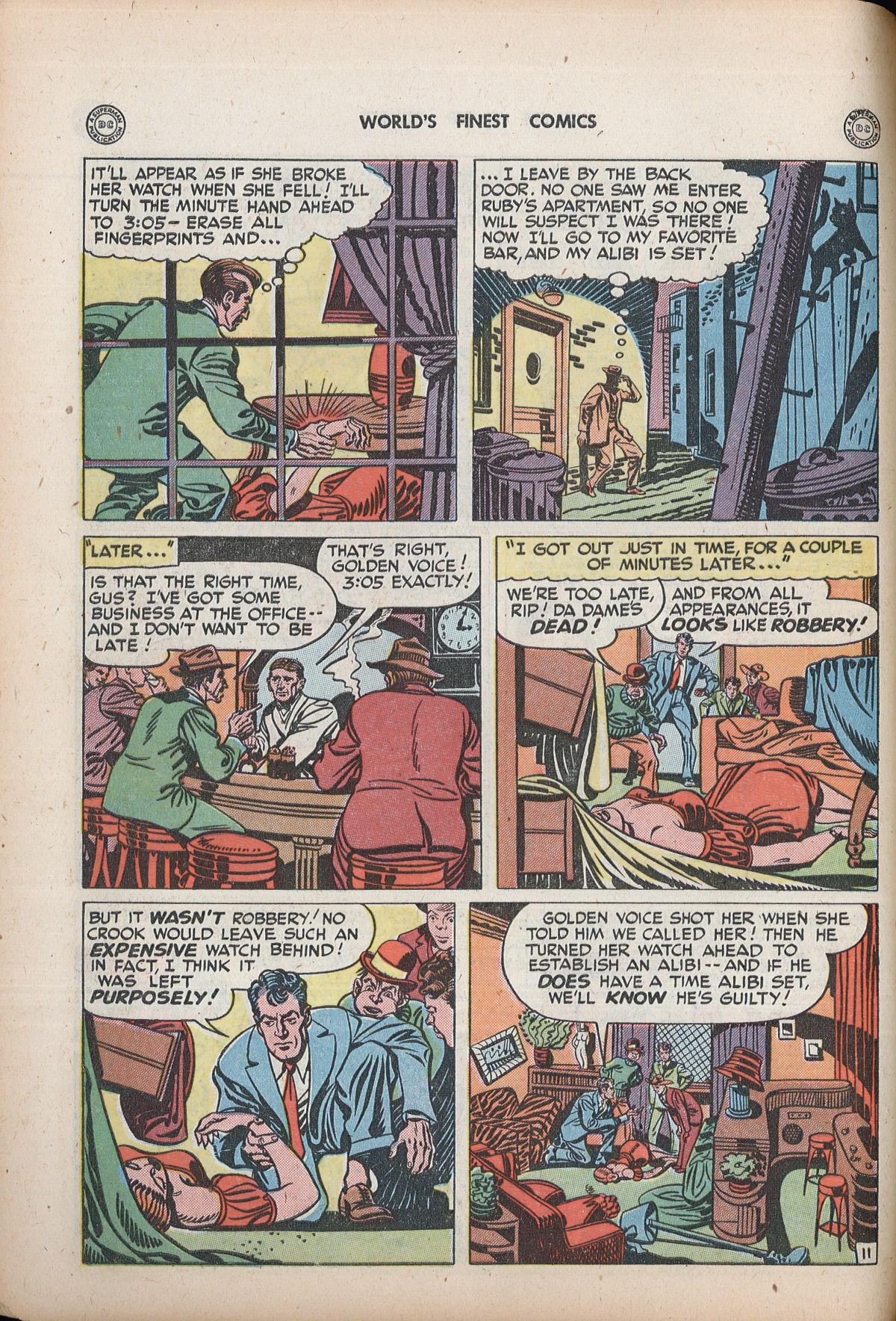 Read online World's Finest Comics comic -  Issue #32 - 48