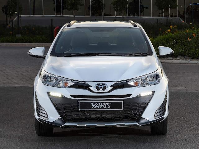 Toyota Yaris 2018 - Cross