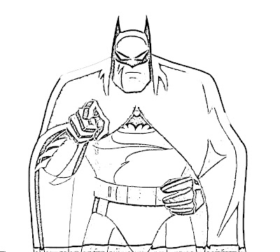 Batman V Superman Logo Coloring Page Colorings Net