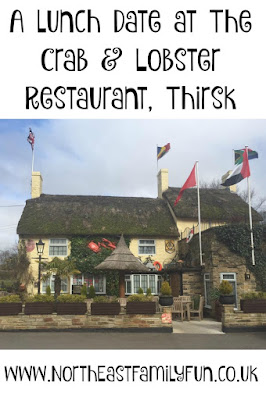 A review of The Crab & Lobster near Thirsk
