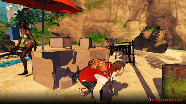 Escape Dead Island Gameplay Screenshot 3