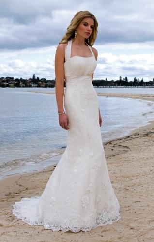 bg5 - beach wedding make up