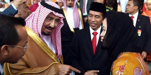 Ada Hubungan Apa Cucu Soekarno Dengan Raja Salman, Hingga Ia Di Panggil 2 Kali Untuk Menemuinya