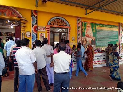 Shirdi Sai Baba - Temple - Avadi, Chennai - #3