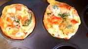 HEALTHY EGG MUFFINS/ MUFFINS AUX OEUFS
