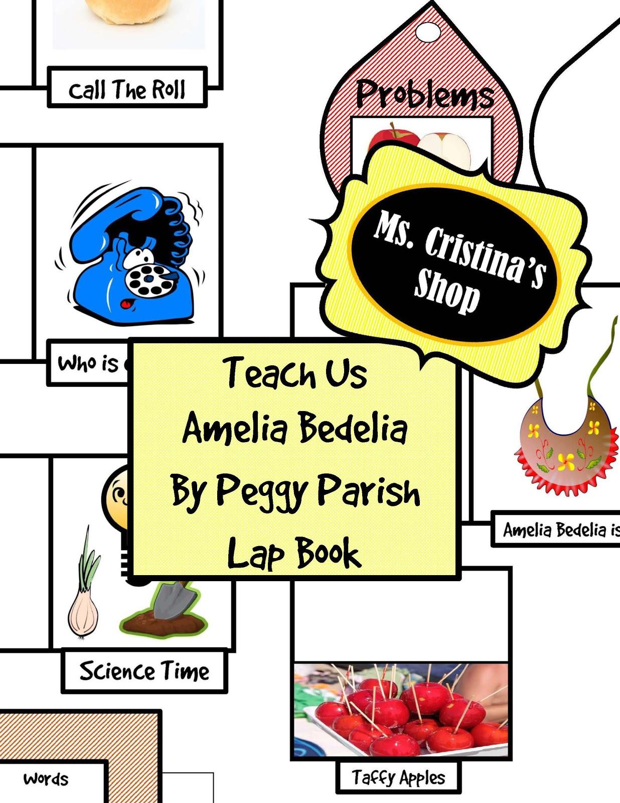 The Hermit Crabs Homeschool Teach Us Amelia Bedelia