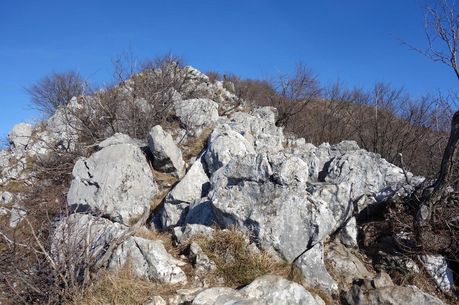 Una giornata in montagna: Da Predore al Monte Bronzone e