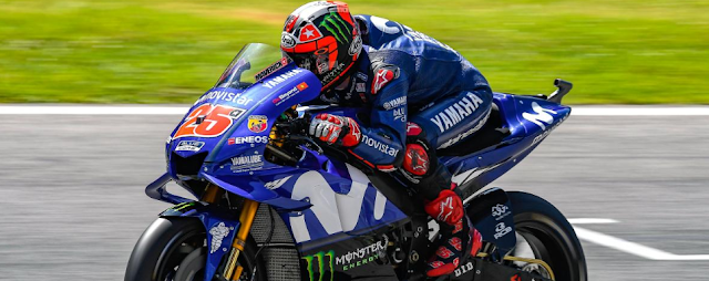 MotoGP第6戦イタリアGP マーベリック・ヴィニャーレス