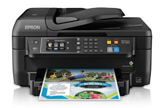 Epson Workforce WF-2660 Télécharger Pilote