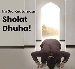 Manfaat Shalat Dhuha Untuk Rezeki