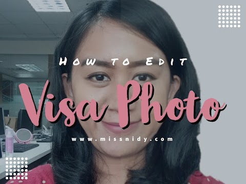 Cara Membuat Foto Visa dengan Background Polos di Android