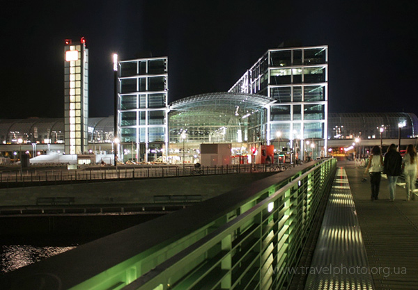 Вот и вокзал
