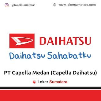 Lowongan Kerja Padang: PT Capella Medan (Daihatsu) Juni 2021