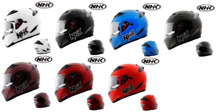 Harga Helm NHK Full Face Terbaru September 2017