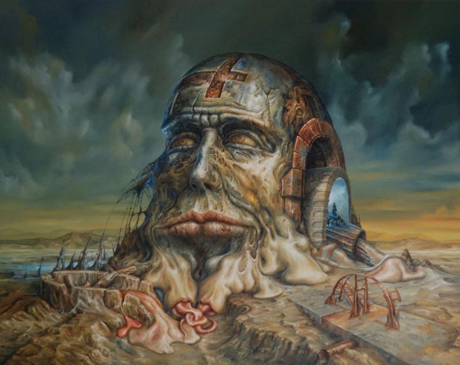 Surrealism And Visionary Art Jarosław Jaśnikowski