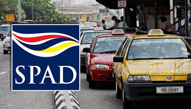 SPAD Jawap Fitnah Kad Bantuan Teksi 1Malaysia #SPAD #KadBantuanTeksi