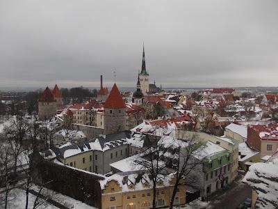 Tallin - panorama