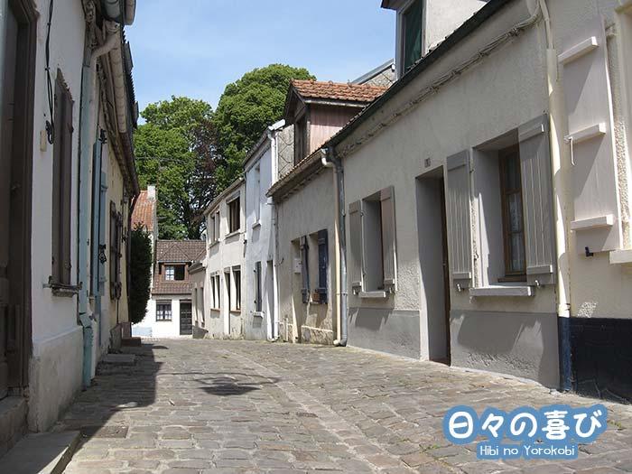 Rue du clape-en-haut Montreuil-sur-Mer