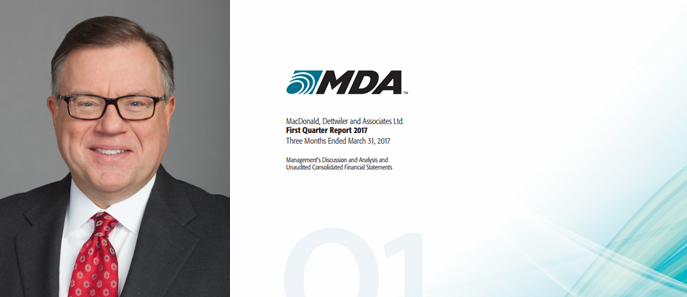 The Commercial Space Blog: MDA Restructures For DARPA & Competition