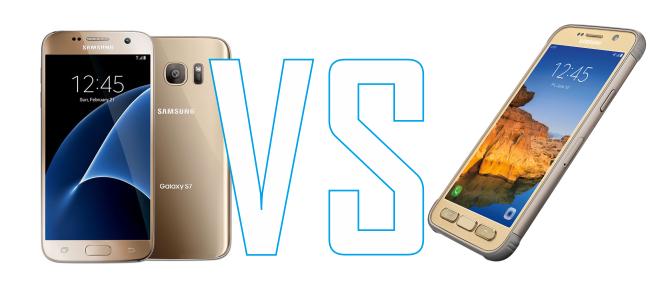 Perbedaan Samsung Galaxy S7 dengan Samsung Galaxy S7 Active !