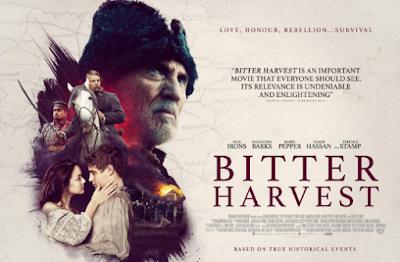 """Daftar Kumpulan Lagu Soundtrack Film Bitter Harvest (2017)"""