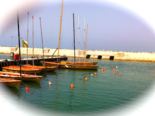 Jaffa port  Israel