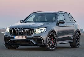 2018 Mercedes-AMG GLC 63 S 4Matic