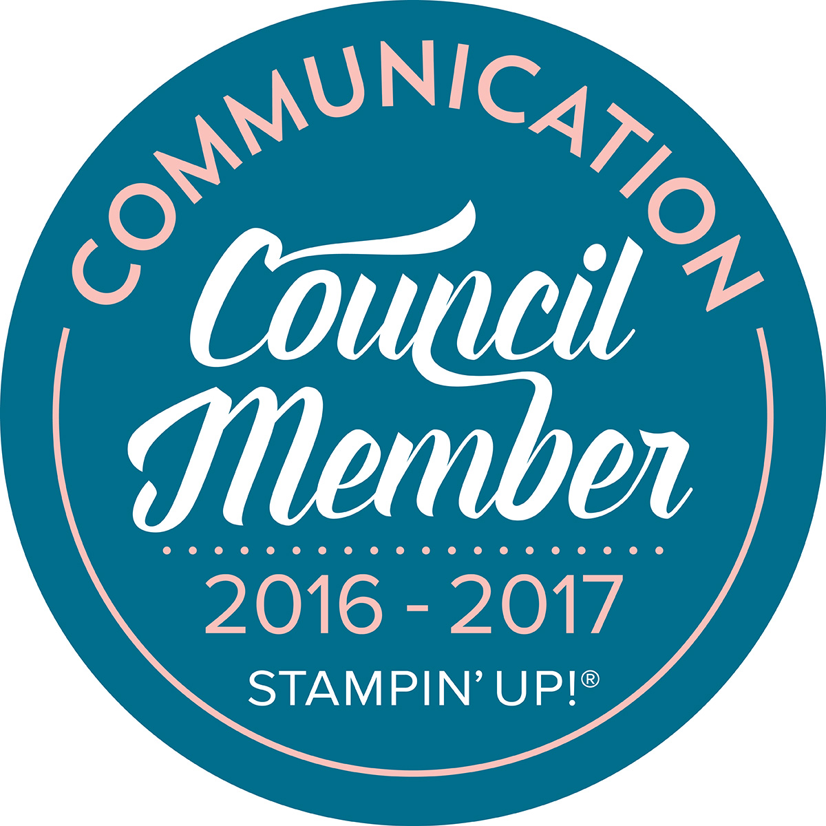 Stampin' Up! Communication Council Member