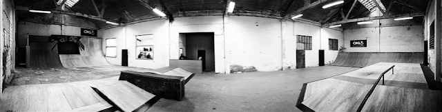 Skatepark Le petit indoor Toulouse