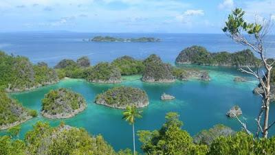 Torch Relay akan melalui Raja Ampat, Papua